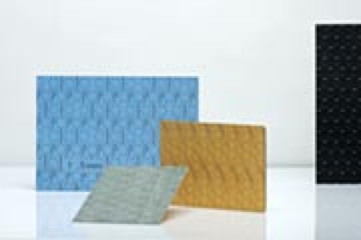 Sealing plates, industrial coverings