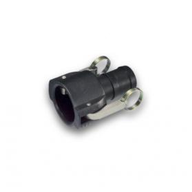06454135 KAMLOK® Kupplung Mutterteil Typ 633-C, Polypropylen