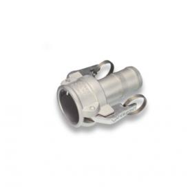 06454152 AUTOLOK™ Kupplung Mutterteil Typ 733-CL, für Schlauch, Edelstahl