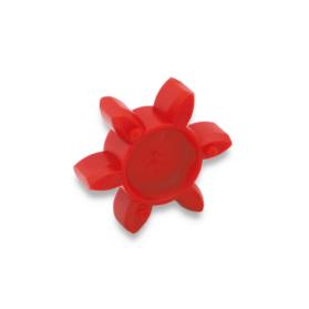 09105629 Nockenring für APSOdrive® drehstarre Kupplungen 98 Shore A rot