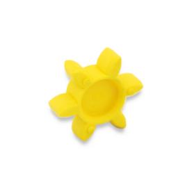 09105630 Nockenring für APSOdrive® drehstarre Kupplungen 92 Shore A gelb