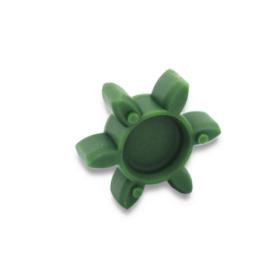 09105631 Nockenring für APSOdrive® drehstarre Kupplungen 64 Shore D grün
