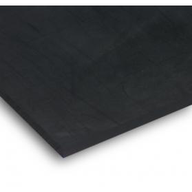 01111021 PTFE 225 Platte mattschwarz (25% Kohlepulver)