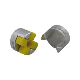 09105611 APSOdrive® flexible couplings B (1a) complete, undrilled, open