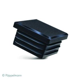 13010303 KAPSTO® Vierkantstopfen GPN 260, schwarz