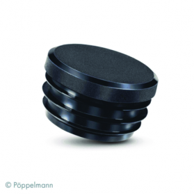 13010413 KAPSTO® Laminated stopper GPN 320, black