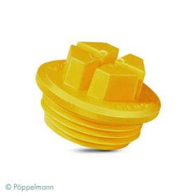 13011416 KAPSTO® Sealing screw GPN 735, yellow