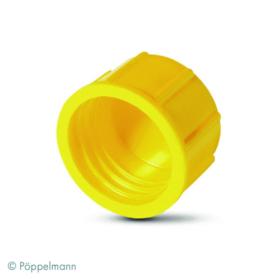 13011515 KAPSTO® Chapeau fileté métrique GPN 800, jaune