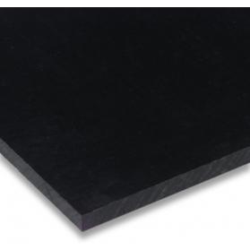 02250011 PA 6 MO plate black