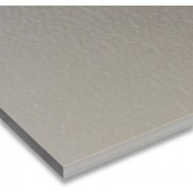 02530001 Plaque PEEK naturel (brun gris)