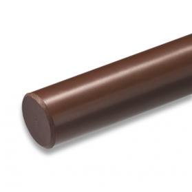 01171515 PI VESPEL SP-1 round bar natural (brown)
