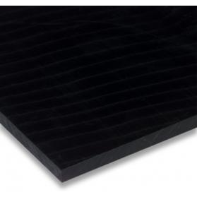 02320011 Plaque POM-C noir, 3 - 100 mm