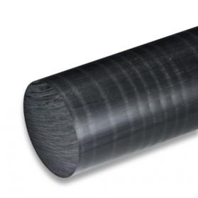 02320211 POM-C round bar black