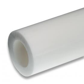 02320401 Tube POM-C naturel (blanc)
