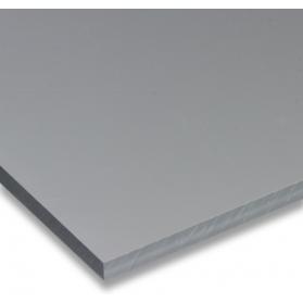 01211013 Plaque PVC-U gris, 15 - 80 mm