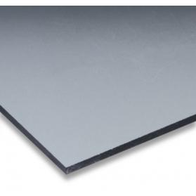 01211014 Plaque PVC-U transparent, 2000 x 1000 mm
