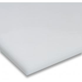 01221016 PE-UHMW plate natural (white)