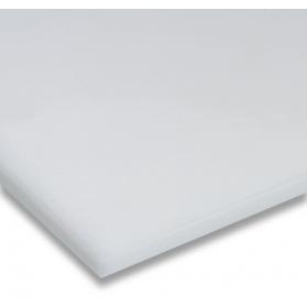 01221017 PE-UHMW plate natural (white)