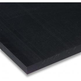01221020 PE-UHMW regenerated plate black