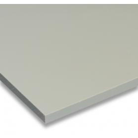 01231011 PP plate pebble grey, 20 - 100 mm