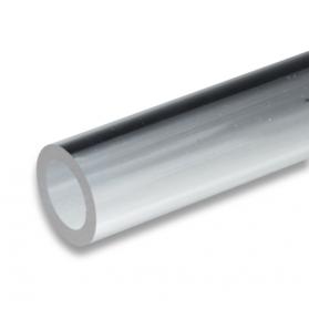 01242050 Tube PMMA -XT transparent clair, 5.0 - 6.5 mm
