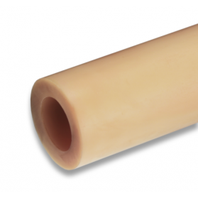01252020 PUR D15 tube brown, 92 ±5 Shore A