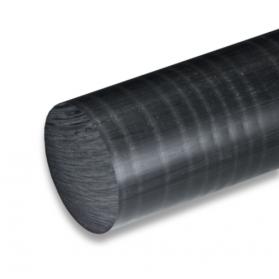 01221517 PE-UHMW round bar black