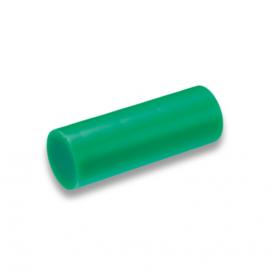 01221516 PE-UHMW round bar green