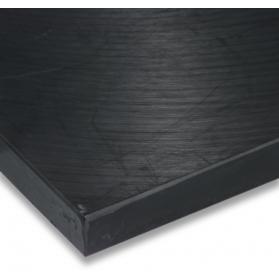 01173050 Plaque PEEK CF30 noir