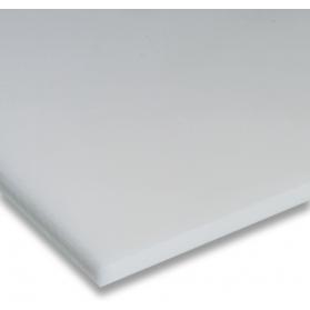 02320000 POM-C Plaque naturel (blanc), 0.5 - 1 mm