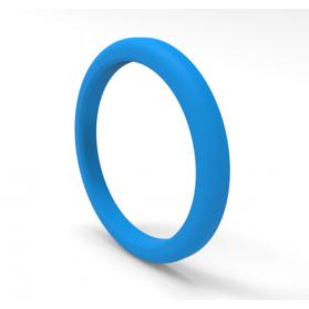 06502605 Bague d'étanchéité pour raccord de tuyau à lait, NBR, bleu, DIN 11851