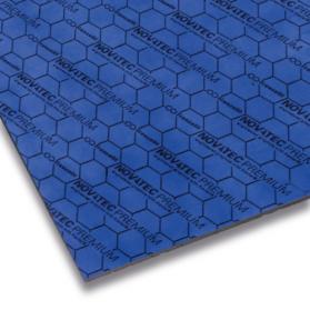 10109945 NOVATEC PREMIUM XP Dichtungsplatte KEVLAR/Graphit königsblau, 0.5 mm