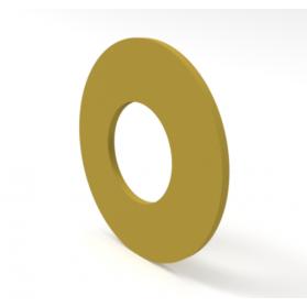 10305002 NOVATEC SPECIAL EN 1514-1 goldgelb, Dicke 2.00 mm