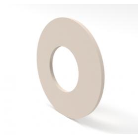 10308150 NOVAFLON 300 EN 1514-1 braun, Dicke 1.50 mm