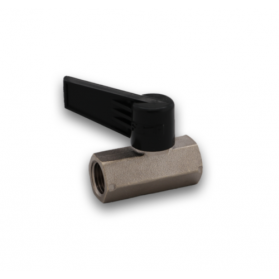09050125 LEGRIS™ Straight-way ball valve, sleeve/sleeve type 0492