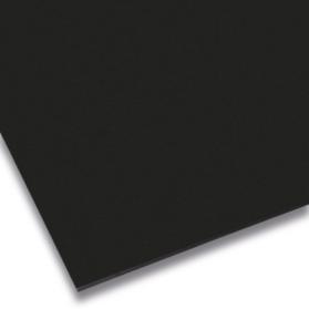 10109961 MEDIA Elastomerplatte CR/SBR 50 Shore A schwarz