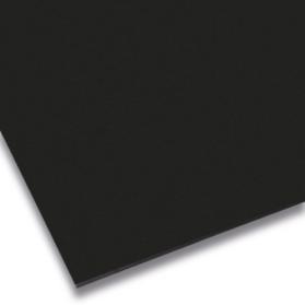 10109964 Elastomerplatte CSM 65 Shore A schwarz