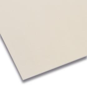10109986 Plaque caoutchouc cellulaire VMQ 0,25 g/cm³ blanc
