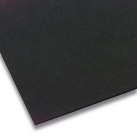 10109934 Plaque caoutchouc cellulaire EPDM 0,13 g/cm³ noir