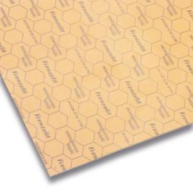 10109937 NOVAPRESS BASIC Dichtungsplatte NBR/Aramidfaser orange