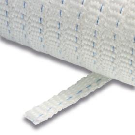 10144317 ISOGLAS Isoliergewebeband Dicke 2 mm, bis +450 °C