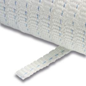 10144318 ISOGLAS Isoliergewebeband Dicke 3 mm, bis +450 °C