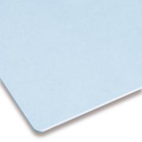 10109948 NOVAFLON 100 Dichtungsplatte PTFE hellblau, Dicke 1.5 - 3 mm