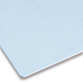 10109947 NOVAFLON 100 Dichtungsplatte PTFE hellblau, Dicke 1 mm