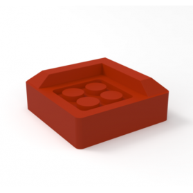 12204503 APSOvib® SUPER-GRIP corner type 90