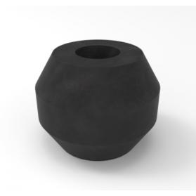 12210202 APSOvib® Gummihohlfeder Typ TO