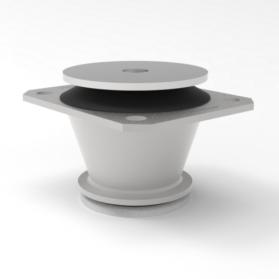 12214027 APSOvib® Conical bearing type 027 S 5