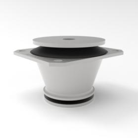 12214028 APSOvib® Conical bearing type 030