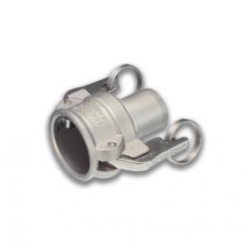 06454154 AUTOLOK™ Kupplung Mutterteil Typ 733-CCL, für Schlauch, Edelstahl