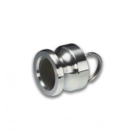 06454177 KAMLOK® Verschlussdeckel Kupplung Mutterteil Typ 634-B, Aluminium